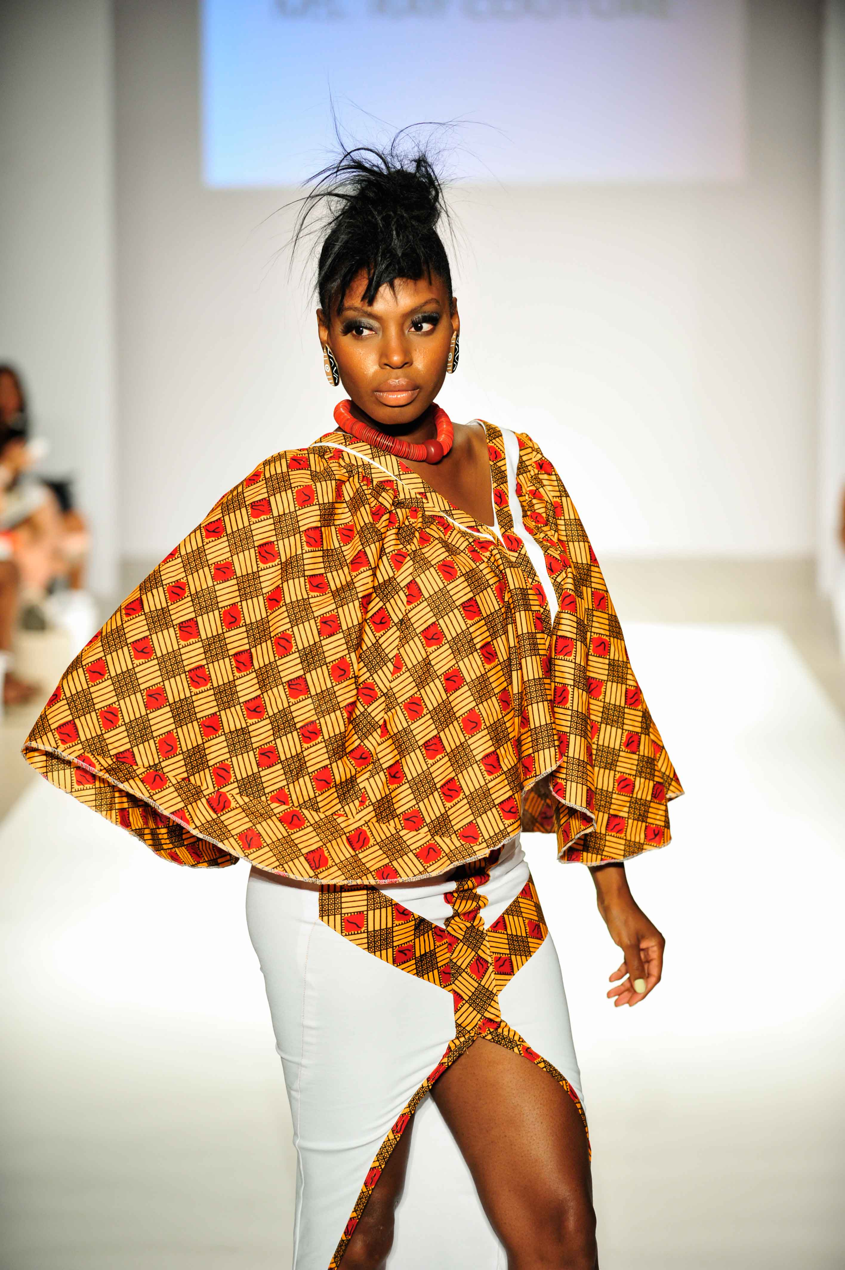 Nigerian Designers Couture Fashion Week
